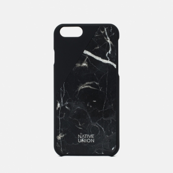 Чехол Clic Marble IPhone 6/6s Black