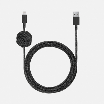 Night Apple Lightning 3m Cosmos Black